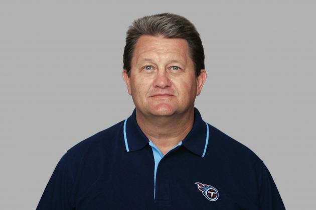 Titans Fire Tight Ends Coach John Zernhelt