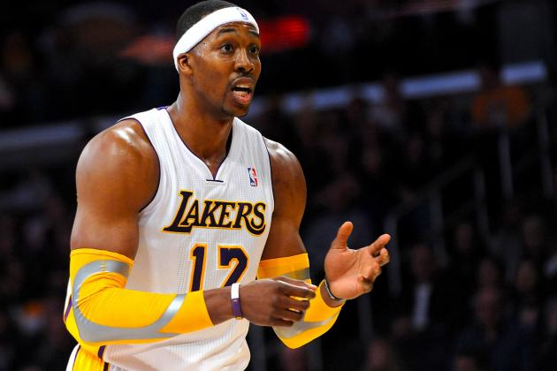 Could Dwight Howard Leave the Los Angeles Lakers During 2013 NBA Free Agency?