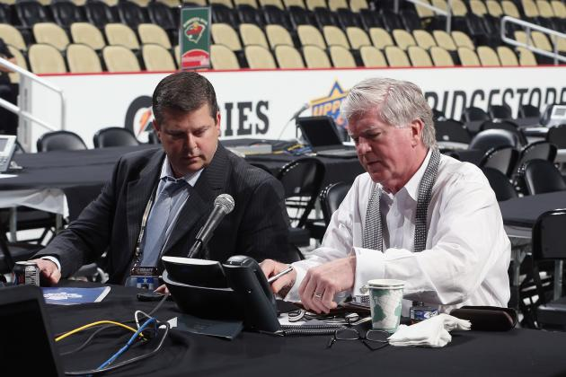 Brian Burke Fired, Dave Nonis Hired by Toronto Maple Leafs: What's Next?