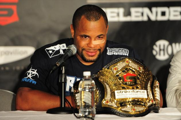 Can Dion Staring Defeat Daniel Cormier in Strikeforce's Final Event