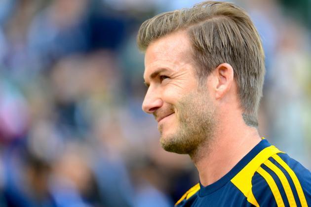 David Beckham to Bolster Qatar World Cup 2022 Charm Offensive?