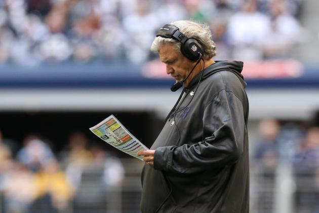 Dallas Cowboys Players Upset by Rob Ryan Firing