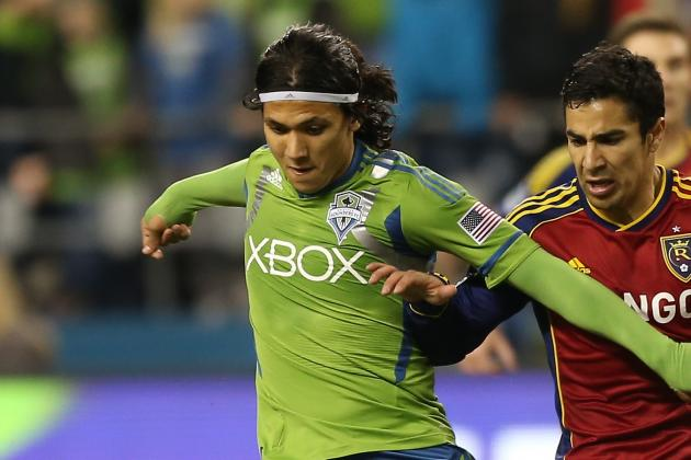 Montero Confirms Sounders Exit, Delivers Goodbye Letter Via Twitter