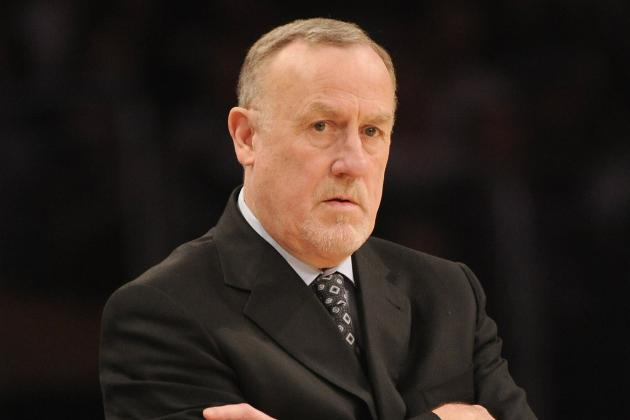 Wolves Coach Rick Adelman to Miss Tonight's Game