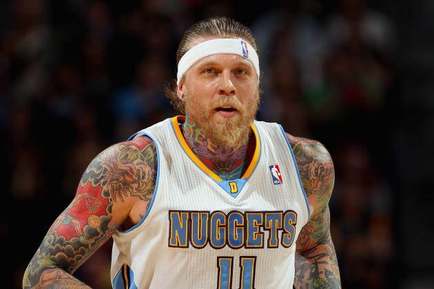 Miami Heat Rumors: Latest on Chris Andersen and Potential South Beach Signings