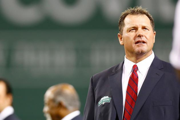 Roger Clemens Comments on Missing out on Baseball Hall of Fame