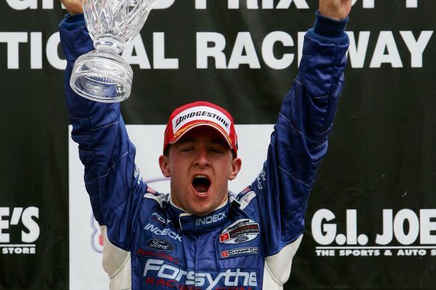A.J. Allmendinger: IndyCar Is Calling