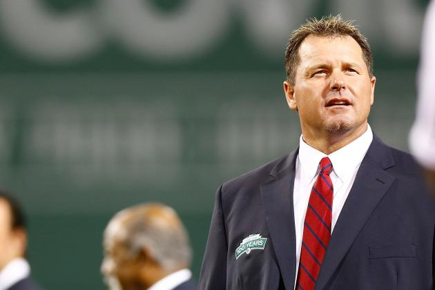 Roger Clemens Does Not Care That He Didn't Make the Hall of Fame
