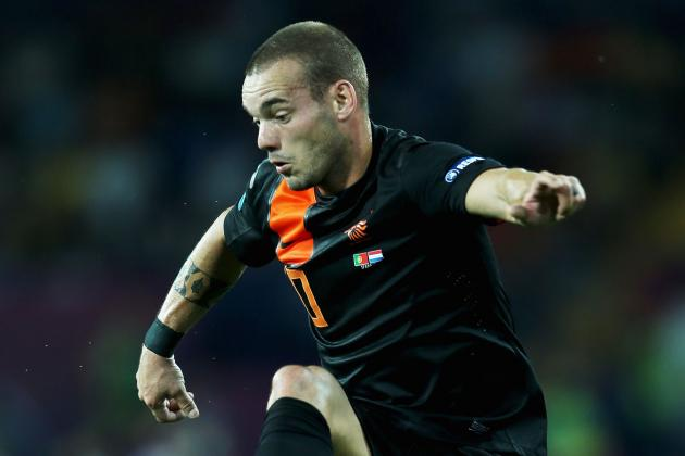 Inter Accept Galatasary Bid for Sneijder