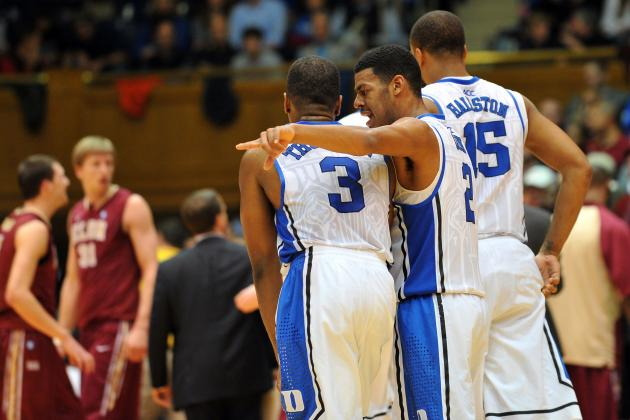 Duke Guards' Friendship Pays Off in ACC Games