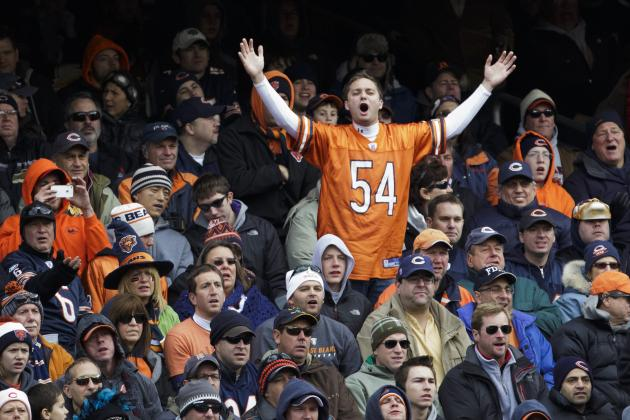 Chicago Bears Have Several Issues to Resolve Before 2013 Season