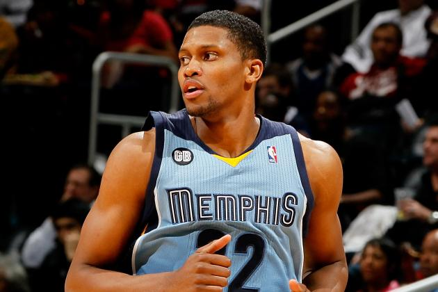 Are the Toronto Raptors Serious About Acquiring Rudy Gay?