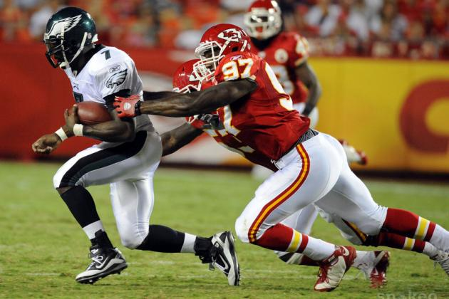 Kansas City Chiefs: Why Michael Vick Is Not the Answer at Quarterback