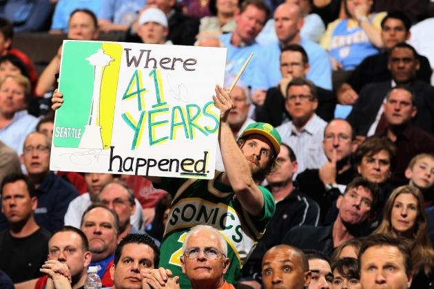 Seattle Resident Reacts to Potential Return of Sonics