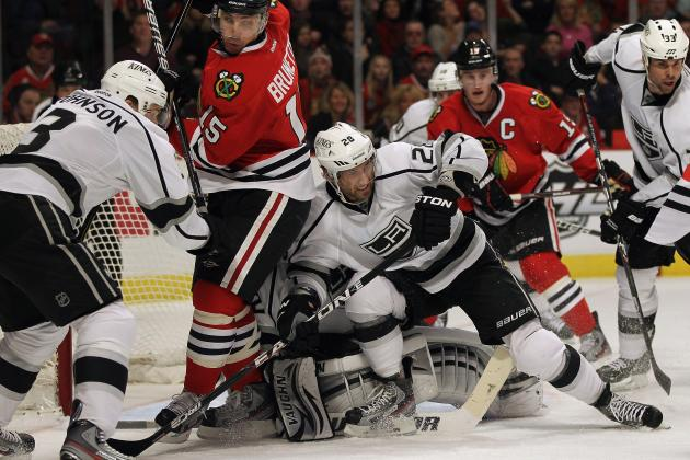 Chicago Blackhawks to Face L.A. Kings in Season Opener