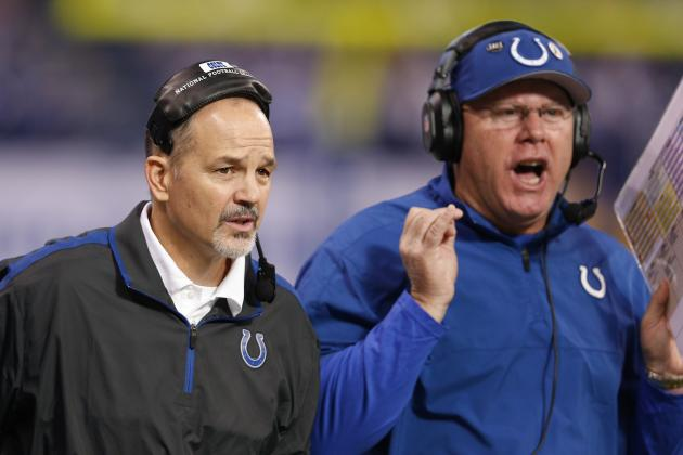 If Bruce Arians Leaves Indianapolis, Who Will the Colts Hire?
