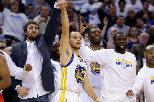 Warriors Success Built on Camaraderie