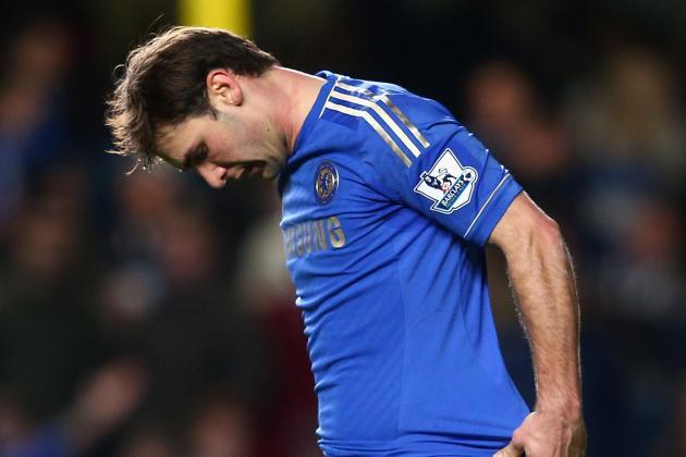 Chelsea 0 Swansea 2