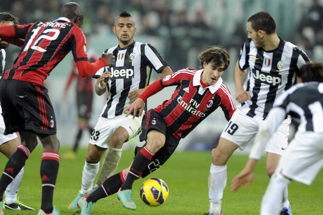 Match Report: Juventus 2-1 Milan (aet)