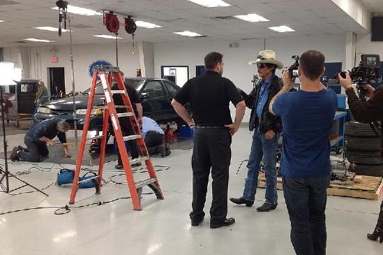 Tim Tebow, Richard Petty Restore NFL Star's College Car