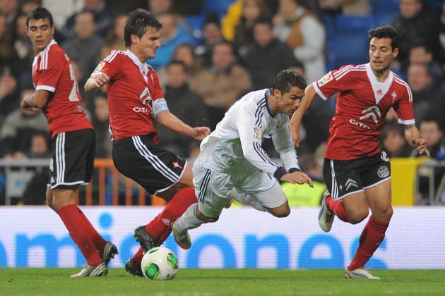 Match Report: Real Madrid 4-0 Celta Vigo