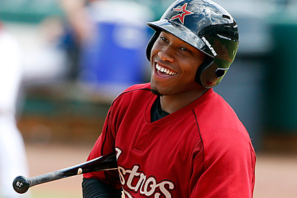 Astros Prospect Singleton Suspended 50 Games