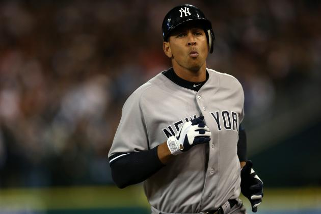 Yankees' Backup Plans If Alex Rodriguez Never Returns at All in 2013
