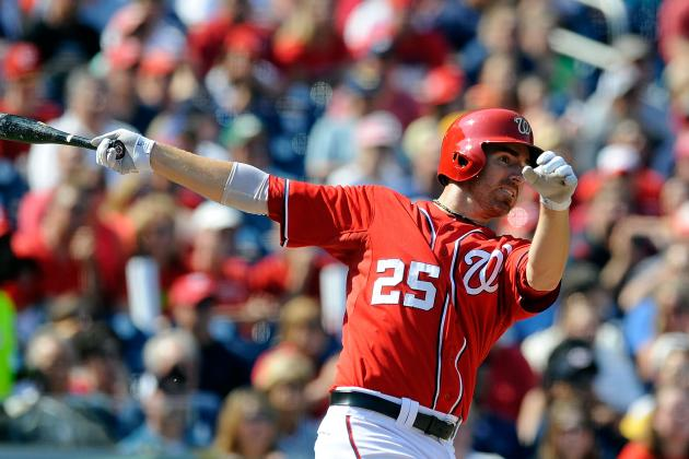 Adam LaRoche on His Return to the Nationals