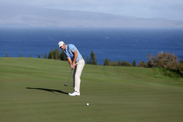 2013 PGA Tour: Sony Open in Hawaii Fantasy Challenge Picks