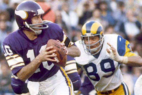 Fran Tarkenton Dishes on Mike Shanahan, RGIII and the Newest Crop of Mobile QBs