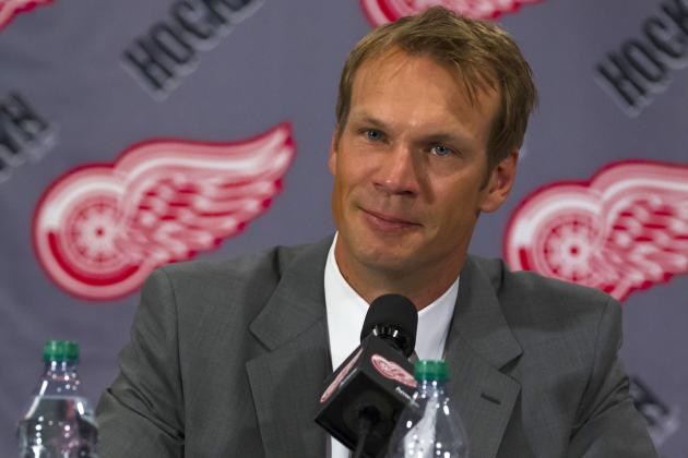Red Wings' Mike Babcock: Nicklas Lidstrom Not Rethinking Retirement