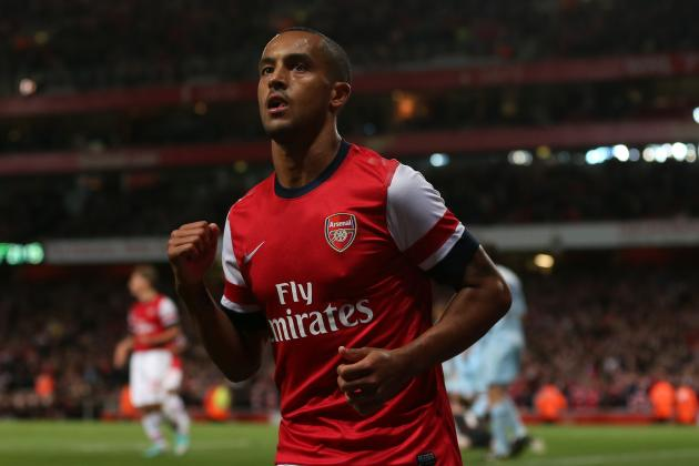 Arsenal Going Backwards with Theo Walcott Contract Extension