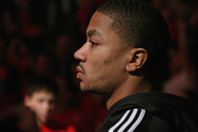 Derrick Rose: Rushing Return Would Be Dangerous Move for Bulls
