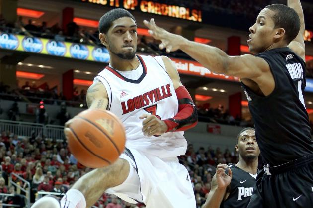 ESPN Gamecast: Louisville vs Seton Hall