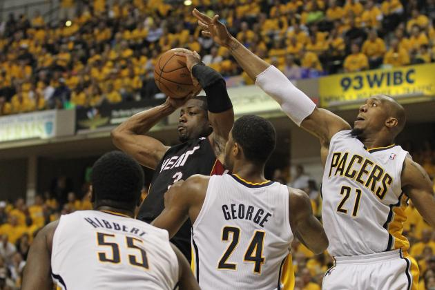 Are Indiana Pacers Biggest Challenge to Miami Heat's Eastern Conference Throne?