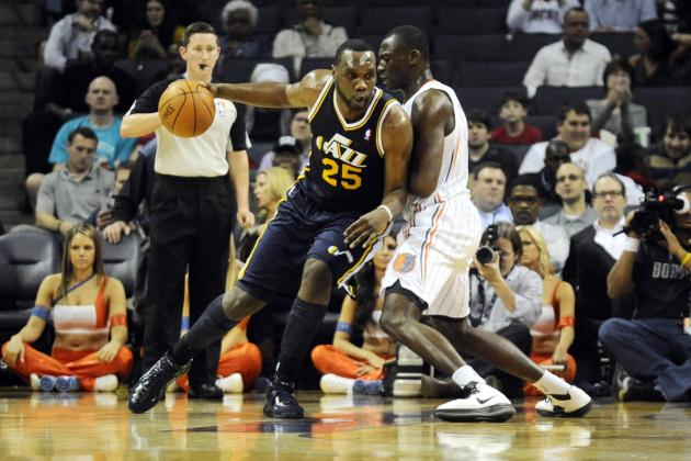 NBA Gamecast: Jazz vs. Bobcats