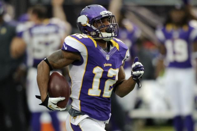 Minnesota Vikings Must Move on from Percy Harvin