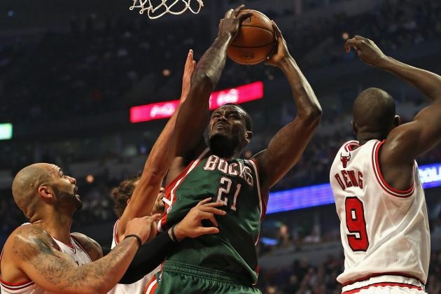 Milwaukee Bucks vs. Chicago Bulls: Live Score, Results and Game Highlights