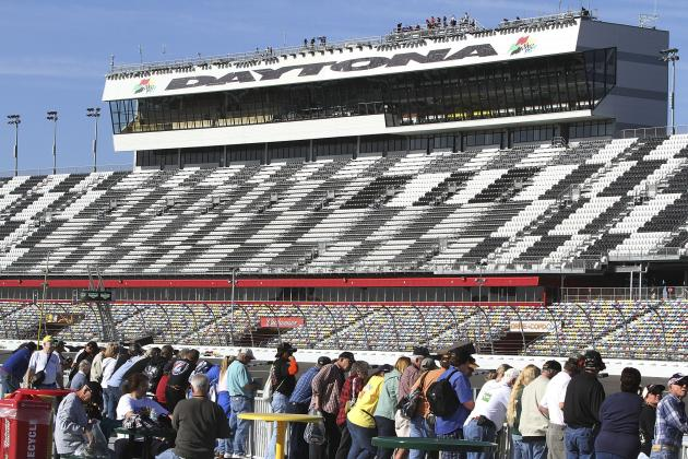NASCAR Thunders into Daytona for Final Test of New Car Before Speedweeks