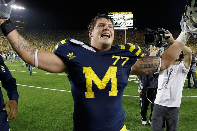 Michigan Gets Big Lift with Return of Lewan