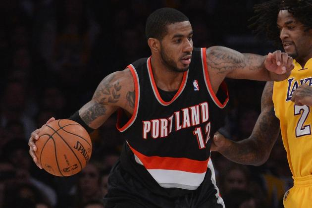 LaMarcus Aldridge Emerging as Best Power Forward in NBA