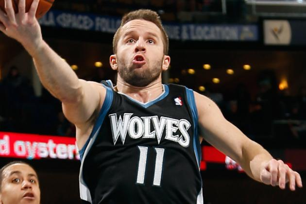 Barea out with Back Spasms at OKC
