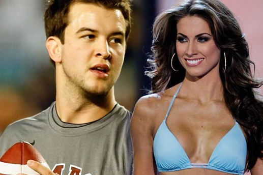McCarron Reportedly Upset Over GF's Fame