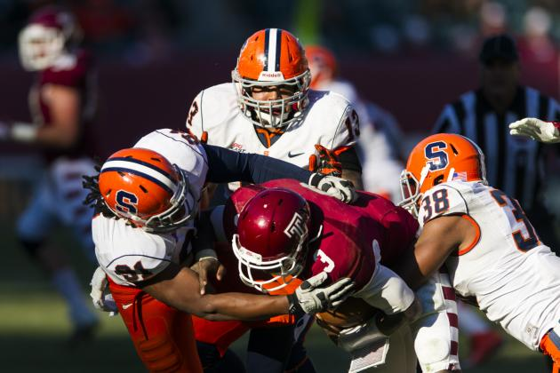 Syracuse DT Deon Goggins to Play in College All-Star Football Game
