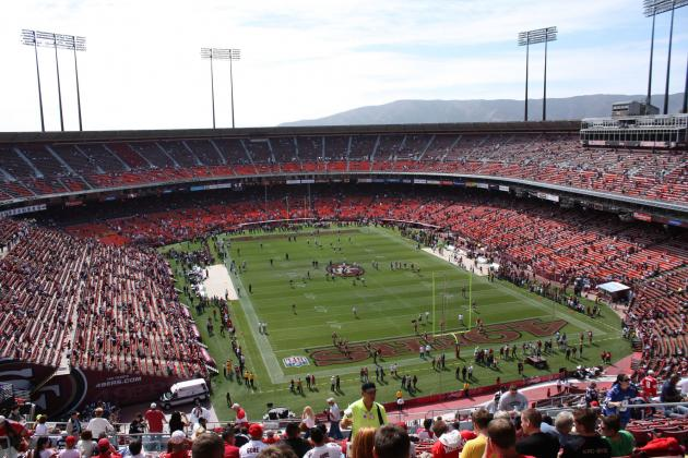 Candlestick Received New Turf, Ensuring Worry-Free Playing Surface Come Saturday