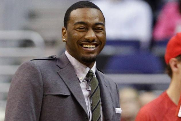 John Wall Moving on from Reebok
