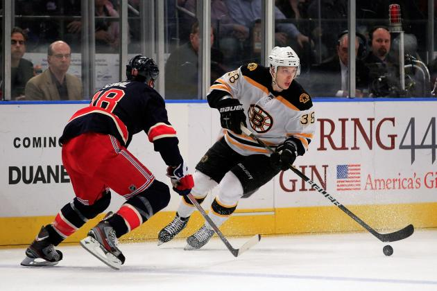 Report: Bruins to Open Season Against Rangers