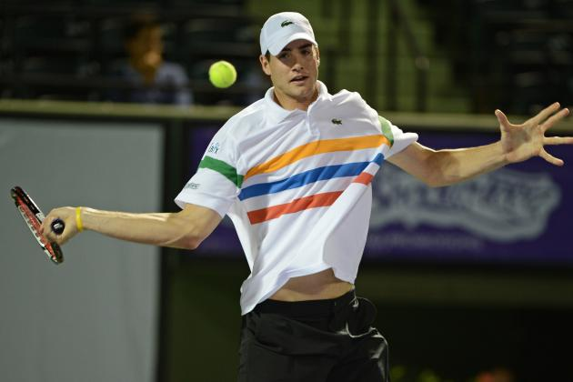 John Isner Withdraws from Australian Open with Knee Injury