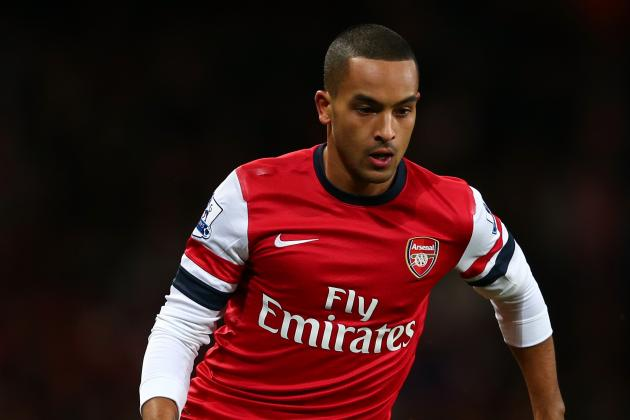 Theo Walcott: Giving Star Big Payday is the Right Move for Arsenal