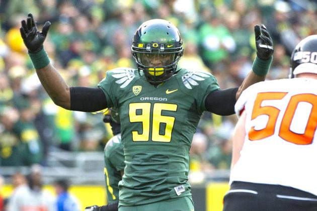 Oregon Star Dion Jordan Will Reportedly Have Surgery on Torn Labrum